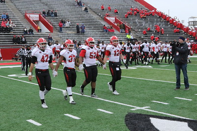 YSU Football at Illinois State
