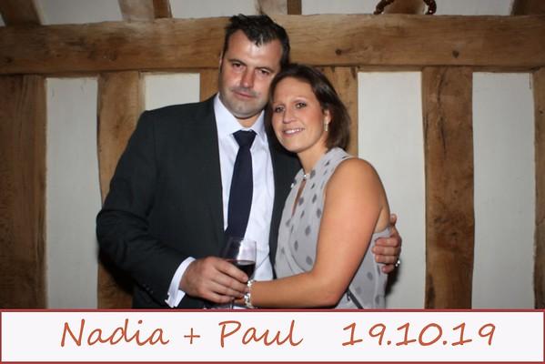 Paul + Nadia