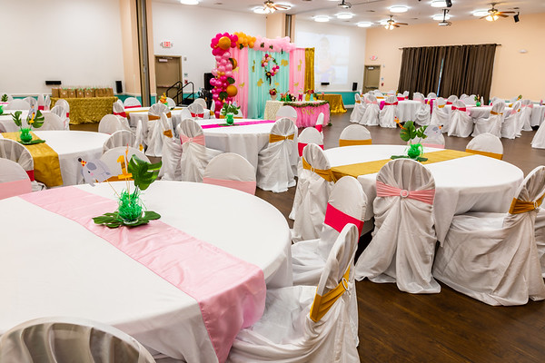 AB Planners Event Decor