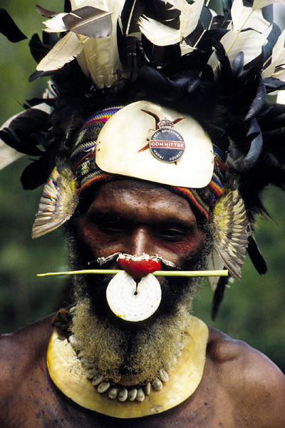 Daulo Paro, Papua New Guinea 1996