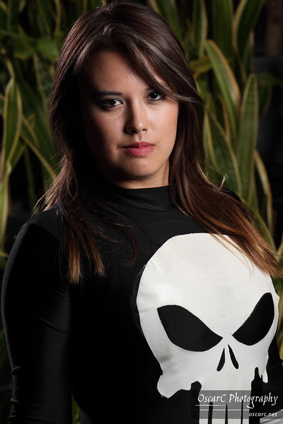 Lady Punisher (Mia Ballistic)