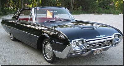 Ford Thunderbird Bumper-1962 Parts
