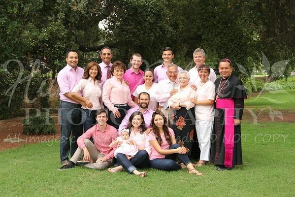 Echeverria & Roldan Family