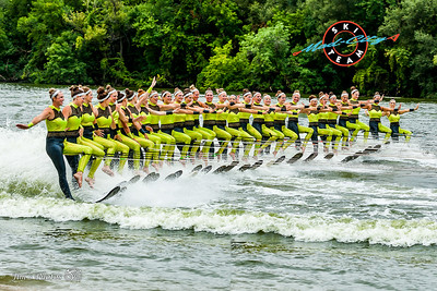 Waterski - Mad-City - August 13, 2016 - Nationals