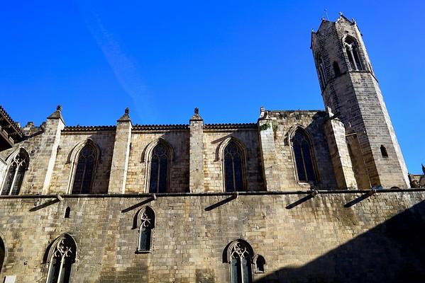 Chapel of Santa Agueda (Agata)