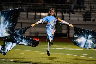 2018.10.20 - Dublin HS Band Review