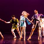 Performances: Lansburg Theater - Option 1