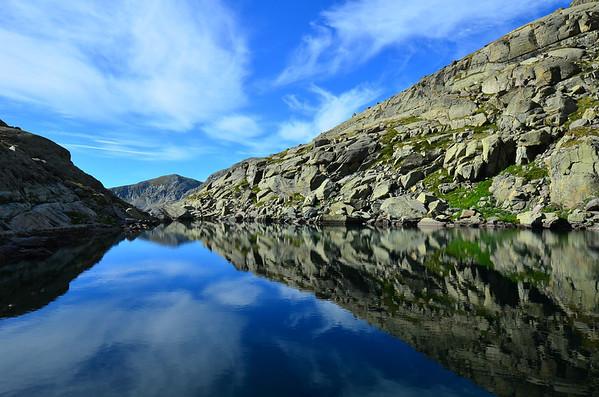 Maritime Alps Trek, France and Italy (9/2011)