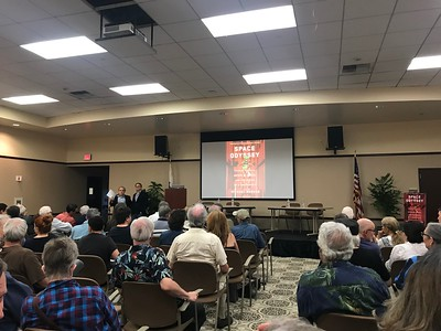 2018 0410 2001 A Space Odyssey 50th Anniversary Burbank Library