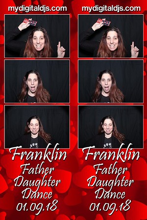Franklin Father Daughter Dance