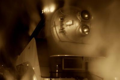 Daylight Steam Engine