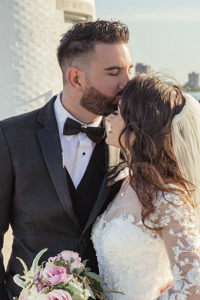 Cassandra and Kevin Wedding