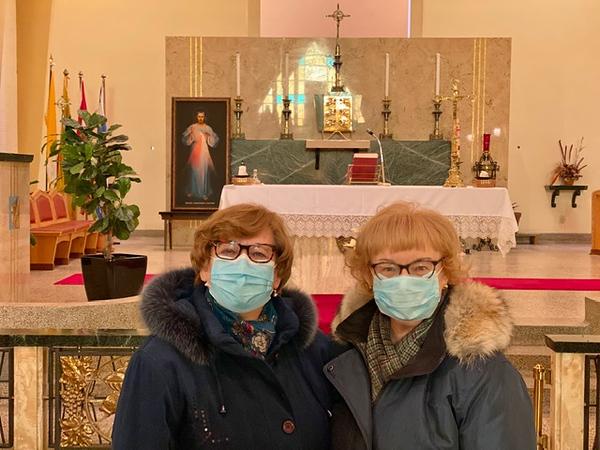 Valentine (Sunday) Mass