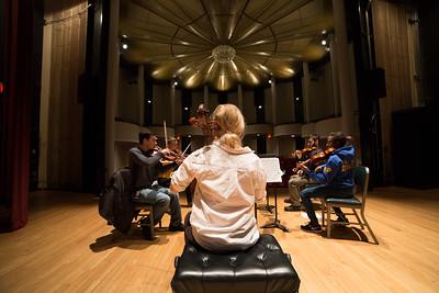 2015 Music Recital Rehearsal