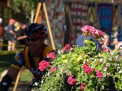Cycle Oregon Finish 2007