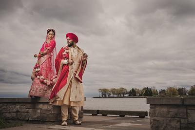 Hitesh & Palkeen Wedding
