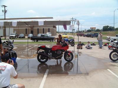Bike Wash August 2001