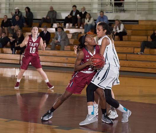 2/3/16: Girls' Varsity Basketball v Kent