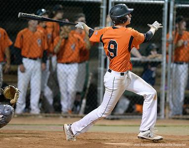30.05.2017 Vaca High Baseball Win Section Title