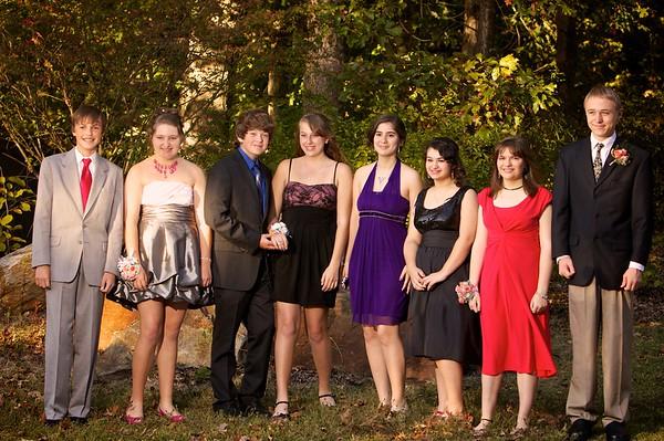 Brookwood Homecoming 2012
