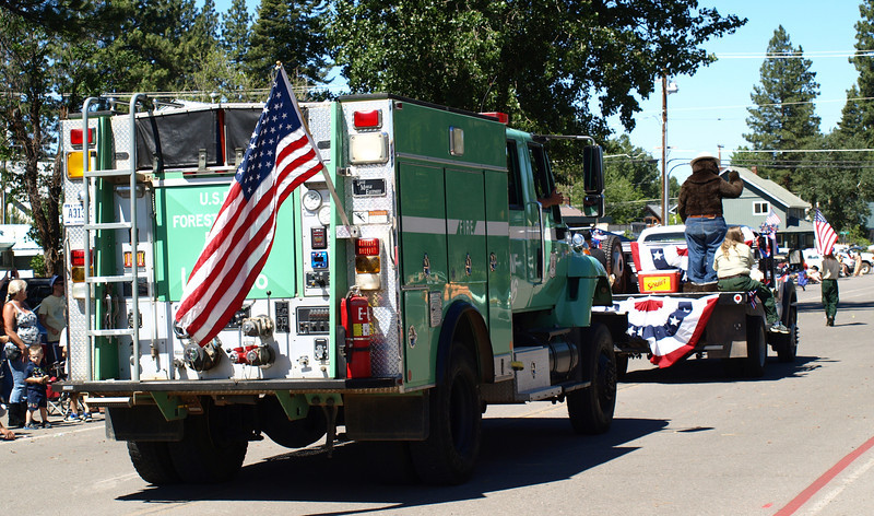 2013 Forest Service Parade Gallery
