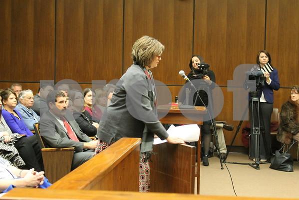 Gaines Chosen to Fill School Board Vacancy - January 2015