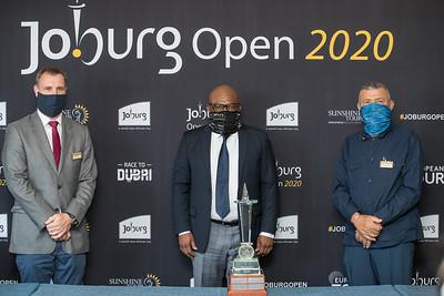 Joburg Open 2020 - Media Brief