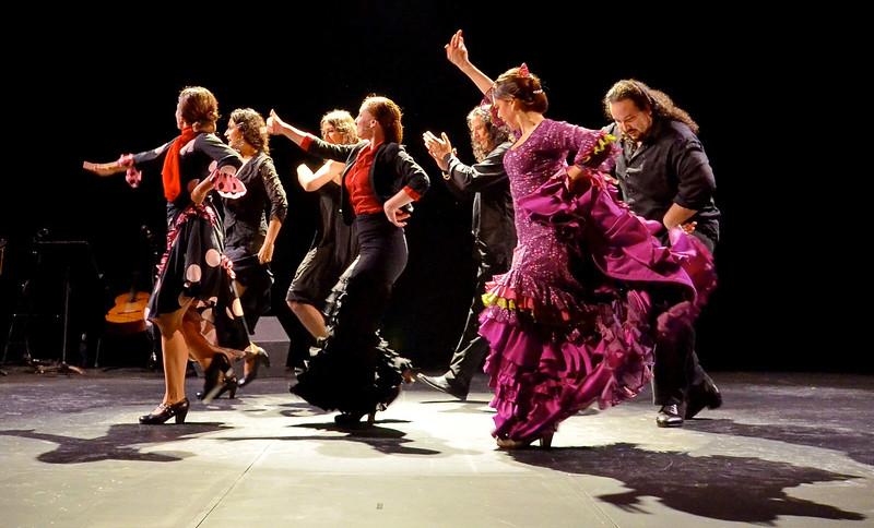 A Palo Seco Flamenco Company - El Martinete