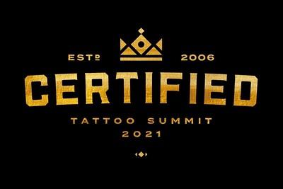 Certified Tattoo - June 13, 2021