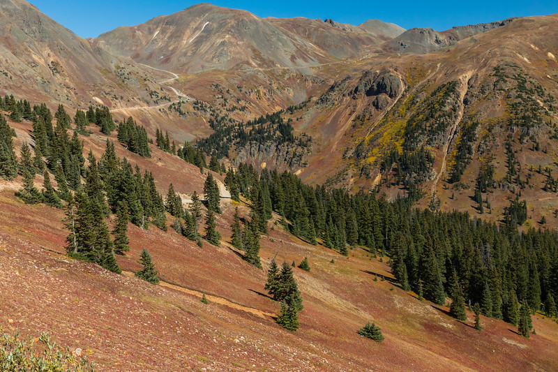 Alpine Loop scenery (near Ouray)