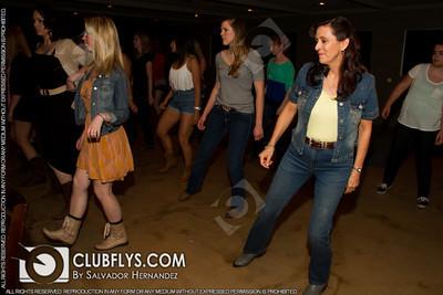 2014-04-04 [Line Dancing, Bullfrogs Bar & Grill, Fresno, CA]