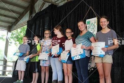 4-H Recognition Program and Volunteer Appreciation