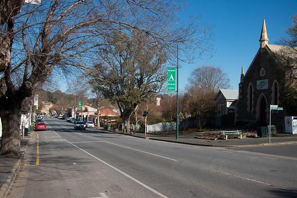 Angaston Main Street