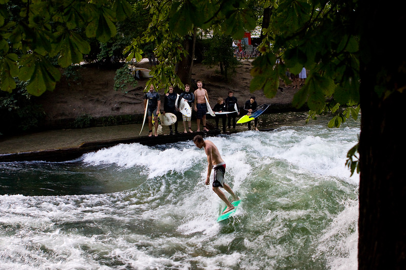 Surfing in the Park?