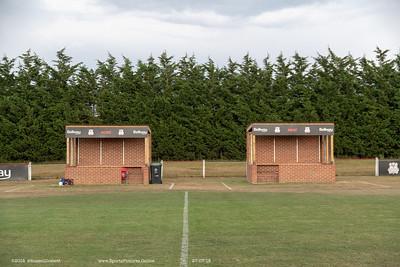 Raunds Town FC vs Irchester UTD FC 27-07-18