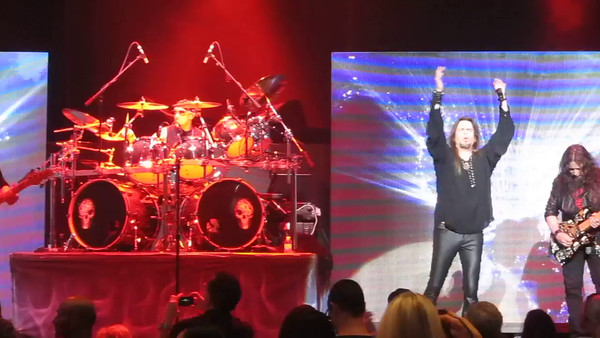 Queensryche at The Joint Las Vegas