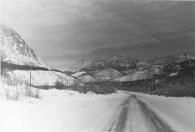 """Alaska Highway - """"Back Then"""""""