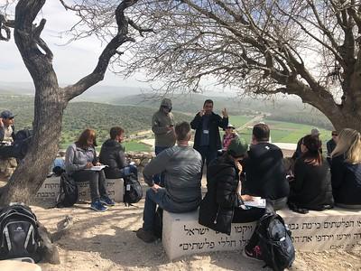 Israel Study Tour - Hope Fellowship Frisco TX (190230)