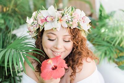 Maternity | Claudia - Aloha Paradise Tub