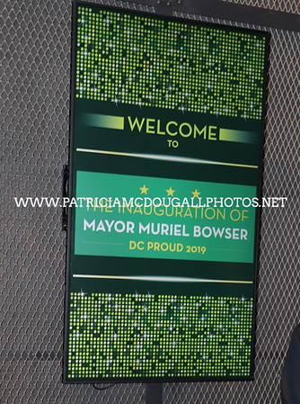 The 2019 Inauguration of Mayor Muriel Bowser DC Proud 2019