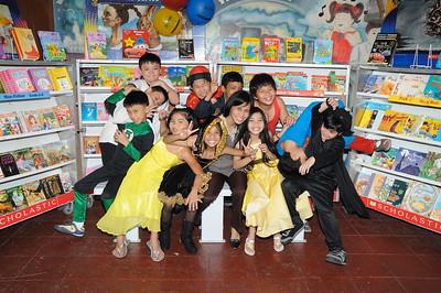Book Week SY 2010-2011 Preschool & Primary Group Photos