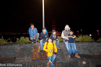 San Francisco New Year 2012