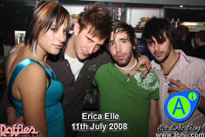 Raffles - 11th July 2008