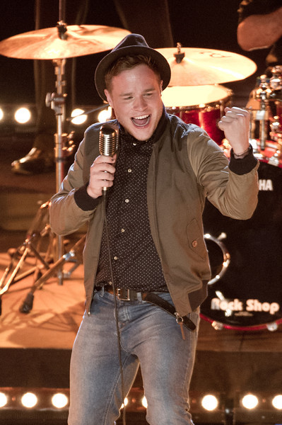Olly Murs, bei THE DOME 63 am 29.08.12 in Ludwigsburg im Forum Theater