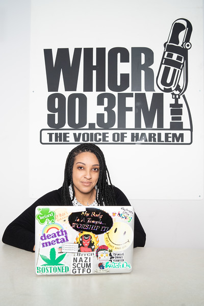 WHCR 90.3FM Photo shoot (2.9.2020)