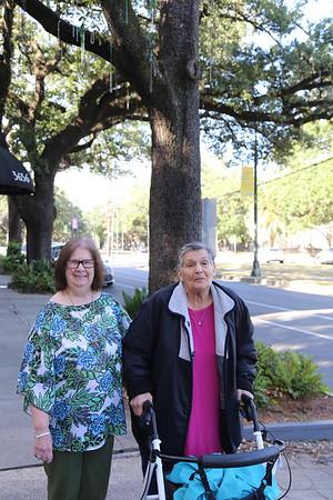 Julie Visits New Orleans *