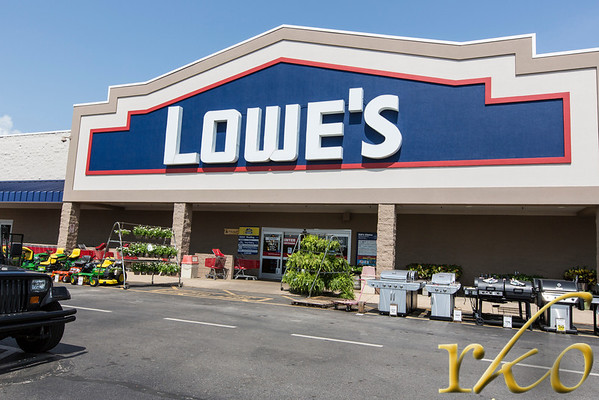 Commercial Property - Lowe's