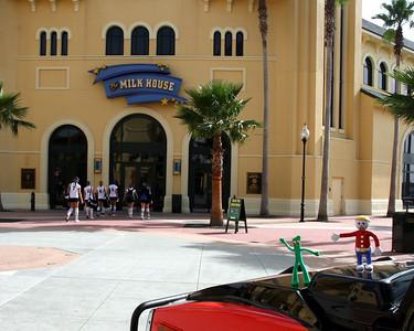 AAU Volleyball @ Disney Milk House Orlando 6-20-07