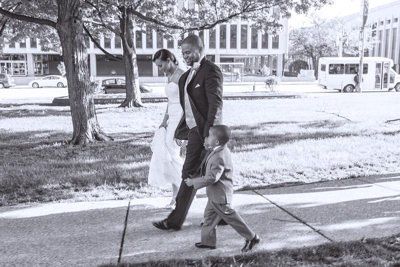 Kendrick & Shaneetra's Wedding   iDexMediaPro.com