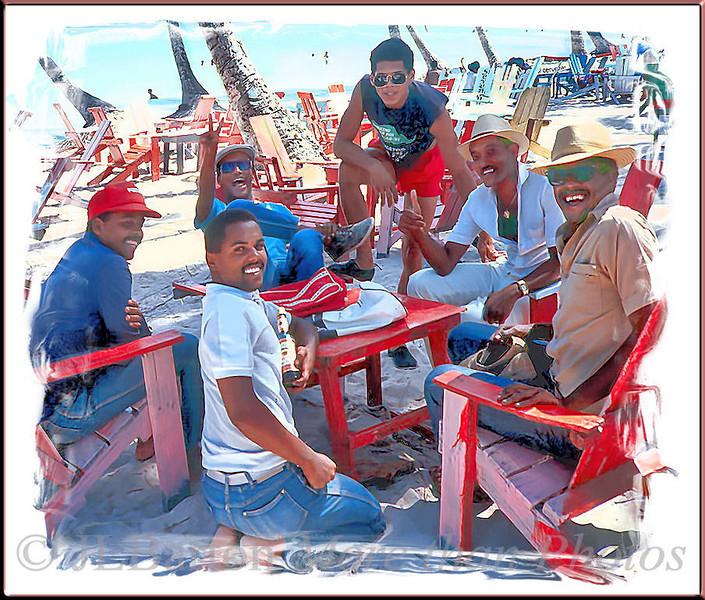 Beach Party Dominican Republic